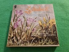 More details for schubert mozart brahms the bamberger symphony orchestra reel to reel