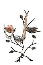 Geff House Bird Nest Jewelry Tree Organizer Display (Antique Color)