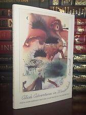 Alice's Adventures in Wonderland Illustrated by Salvador Dali New Hardback Gift
