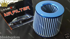 "Performance Pod/Air Filter 3"" (80mm) Blue"