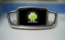 "10"".1 Full Touch Android Quad Core Car Gps Navi Wifi Tpms For Kia Sorento 2016"