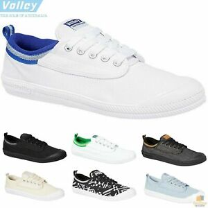 DUNLOP VOLLEYS Volley International Men's Sneakers Casual Lace Up Shoes Canvas