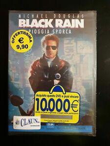 Black Rain. Pioggia sporca (1989) DVD Nuovo