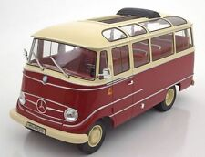 1:18  Norev  Mercedes O319 Bus 1960 red/creme Lmtd.Edition 2000 Stück