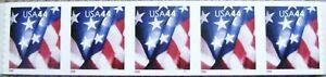 US Flag 44 Cents by APU PNC5 PL P1111 MNH Scott's 4393