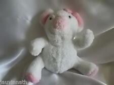 Doudou koala blanc et rose,  Bébisol