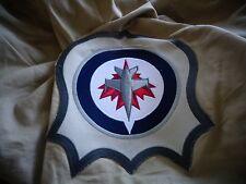 Pottery Barn Teen NHL Hockey duvet  Winnipeg Jets  twin stone  New