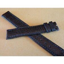 OMEGA Bracelet cuir 15/14