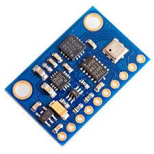 GY-801 # 10DOF # L3G4200D ADXL345 HMC5883L BMP180 # 9DOF Arduino