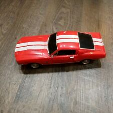 Vintage Ford Mustang Shelby House Telephone Racing Stripes Landline Phone