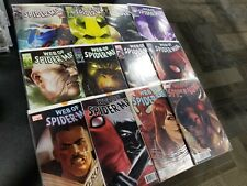 Web of Spider-Man (Volume 2)  - Lot of all 12 Issues - Complete Series