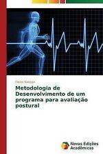 USED (LN) Metodologia de Desenvolvimento de um programa para avaliação postural