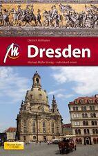 DRESDEN Michael Müller Reiseführer 13 Sächsische Schweiz Stadtführer MM-City NEU