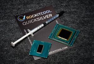 QuickSilver Solder STIM Remover pulizia stagno Delid intel 9th 9600K 9700K 9900K
