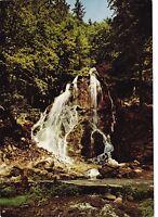 Bad Harzburg , Radau-Wasserfall ,  Ansichtskarte
