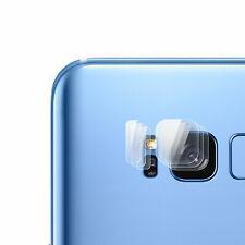3x Kamera Schutzfolie Samsung Galaxy S8 Panzerfolie Hinten Linse Cover Lens TPU