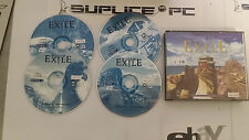 JEUX PC    - JEU - MYST 3 : THE NEW SEQUEL TO MYST AND RIVEN MYST 3 EXILE