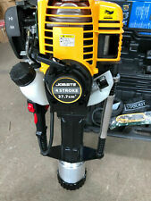 More details for petrol post rammer, pile driver, post knocker new 37.7cc 4 stroke engine ct4343