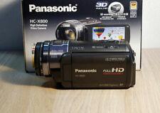 Panasonic HC-X800 HD Camcorder