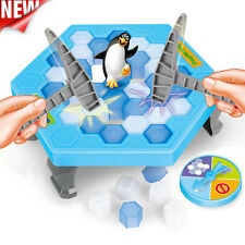 Ice Breaking Save The Penguin Party Supplies Penguin Trap Board Game Kids Toys