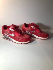 NIKE Nike AIR MAX 90 Air Max air max 724,981 602 men's lady's red red RED orange sneakers