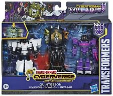 "1 Step Changer Quintesson Invasion 4.25"" Action Figure 3-Pack"