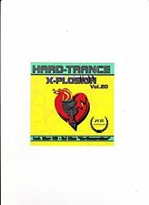 Hard-Trance X-plosion XX (2001) DJ Digress, Mellow Trax, Bassraiders, E.. [2 CD]