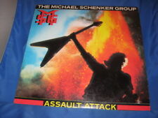 THE MICHAEL SCHENKER GROUP - ASSAULT ATTACK > LP[INV-2]
