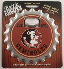 Florida State Seminoles Magnetic Bottle Opener Licensed NCAA College