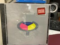 YES 90125 CD 1984 Atco 90125 SEALED