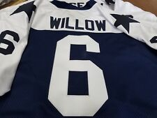 #00 Dallas Custom Design  Football Jersey Your Name&Number-Sewn-On.