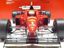 "MINICHAMPS 1:12 FERRARI F310/2 M. SCHUMACHER GP ITALY 1996 ""Marlboro"""