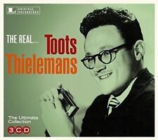 Toots Thielemans - The Real... Toots Thielemans (NEW 3CD)