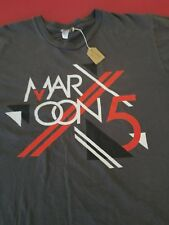 Maroon 5 large T-shirt by American apparel 27×21in. Vintagejoes