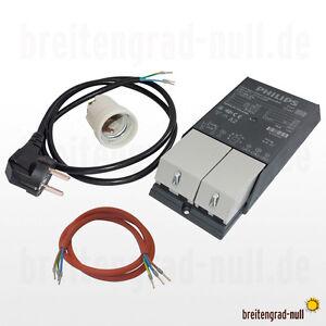 EVG Set Philips HID-AV C 35   50   70 Watt Bright Sun   Solar Raptor   Sunray
