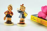 Hummel Figurine - TMK 8 - First Mate & Wait For Me - Number 2148/A & 2148/B Set