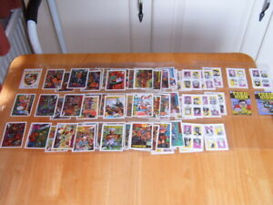 Set 77 Topps Toxic High School 1991 trading cards Excellent Condition
