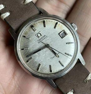 Orologio Watch Omega Geneve Automatic Cal.565 Vintage Swiss Made