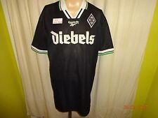 "Borussia Mönchengladbach reebok eurocopa camiseta 96/97 ""Diebels"" + nº 4 talla XL"