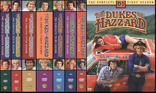 Dukes of Hazzard Complete Seasons 1 2 3 4 5 6 7 DVD Set Series Collection TV Lot