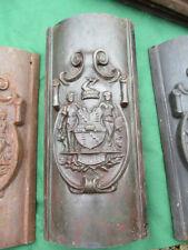 Architectural Antique Cast Iron StreetLight Inspection Cover Lamppost Birmingham