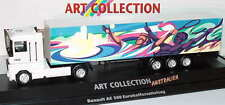 1:87 Renault AE 500 Box Semitrailer Truck Australia Art Collection herpa 045179