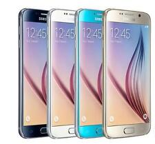 Brand New Unlocked Samsung Galaxy S6 SM-G920F Smartphone 32GB 16MP  Blue Color
