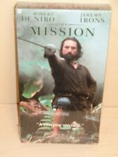 The Mission (Vhs, 1995) - New & Sealed!