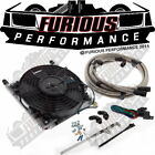 Ford XR6 Turbo Falcon & Typhoon ZF 6 Speed Automatic Transmission Oil Cooler Kit