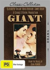 Giant (DVD, 2015) James Dean *New & Sealed* Region 4