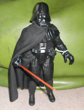 """star wars 12"""" darth vader articulated figure electronic removable mask hasbro"""