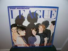 THE HUMAN LEAGUE  - RED (Single)   vg+