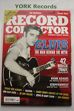 RECORD COLLECTOR MAGAZINE - Issue 394 - November 2011 - Elvis Presley / Salsoul