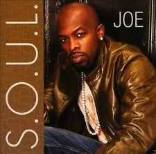 S.O.U.L. by Joe [NEW CD] With Small Crack In Case